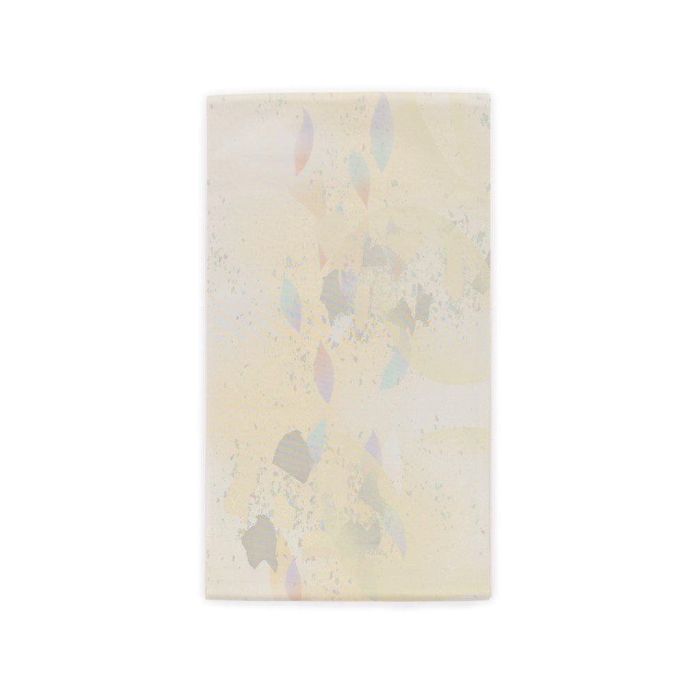 「袋帯●氷砂糖のような金彩」の商品画像