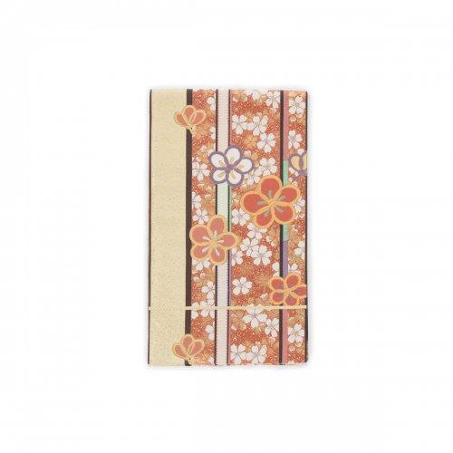袋帯●ねじり梅と桜のサムネイル画像
