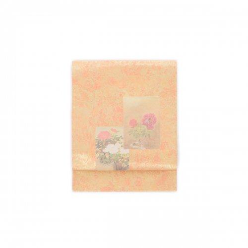 大輪牡丹 二枚の絵のサムネイル画像