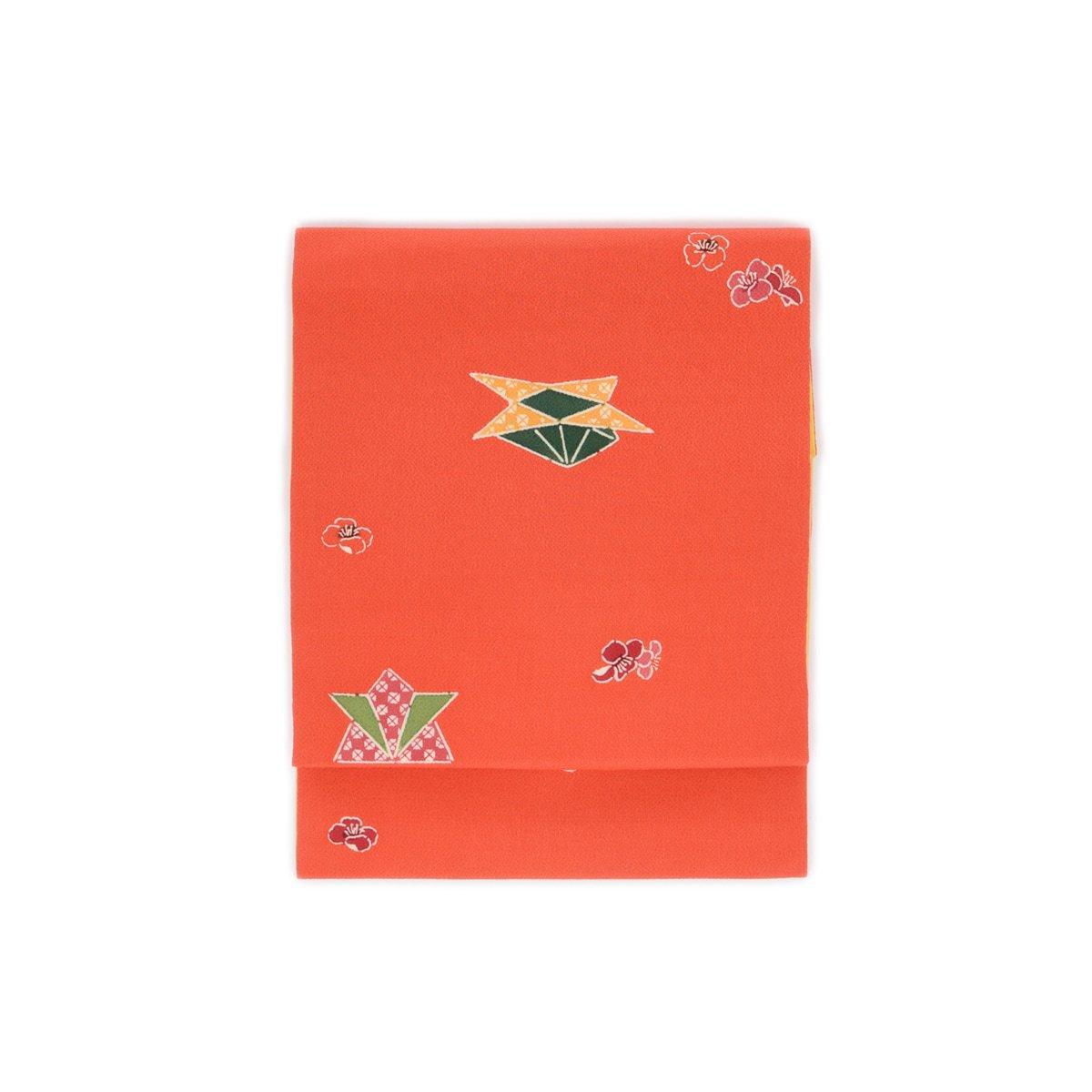 「花と折り紙 縮緬」の商品画像