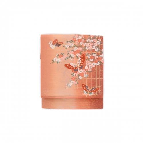 桜と蝶々のサムネイル画像