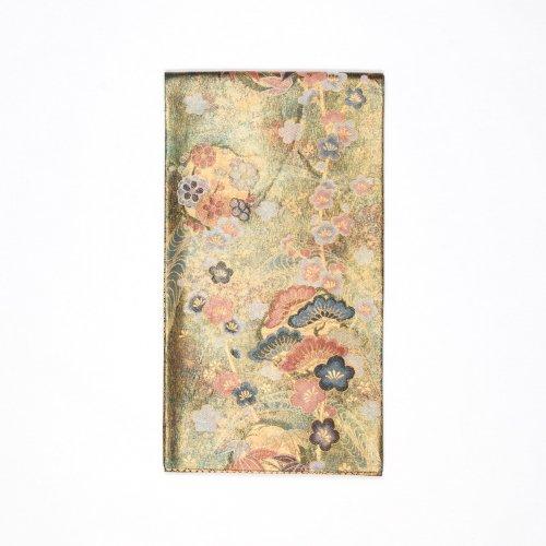 袋帯●松 笹 梅の丸のサムネイル画像