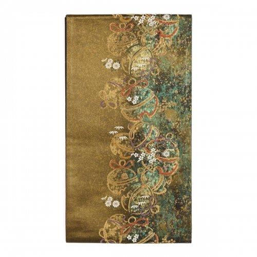 袋帯●鈴に花のサムネイル画像