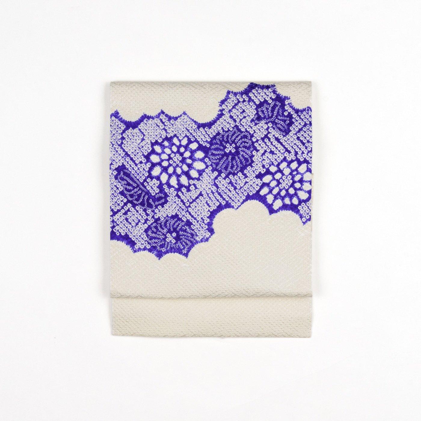 「絞り 群青色の菊」の商品画像