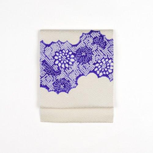 絞り 群青色の菊のサムネイル画像
