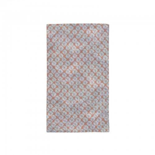 洒落袋帯●紬に蜘蛛絞り
