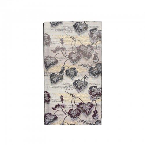 洒落袋帯●七宝と瓢箪