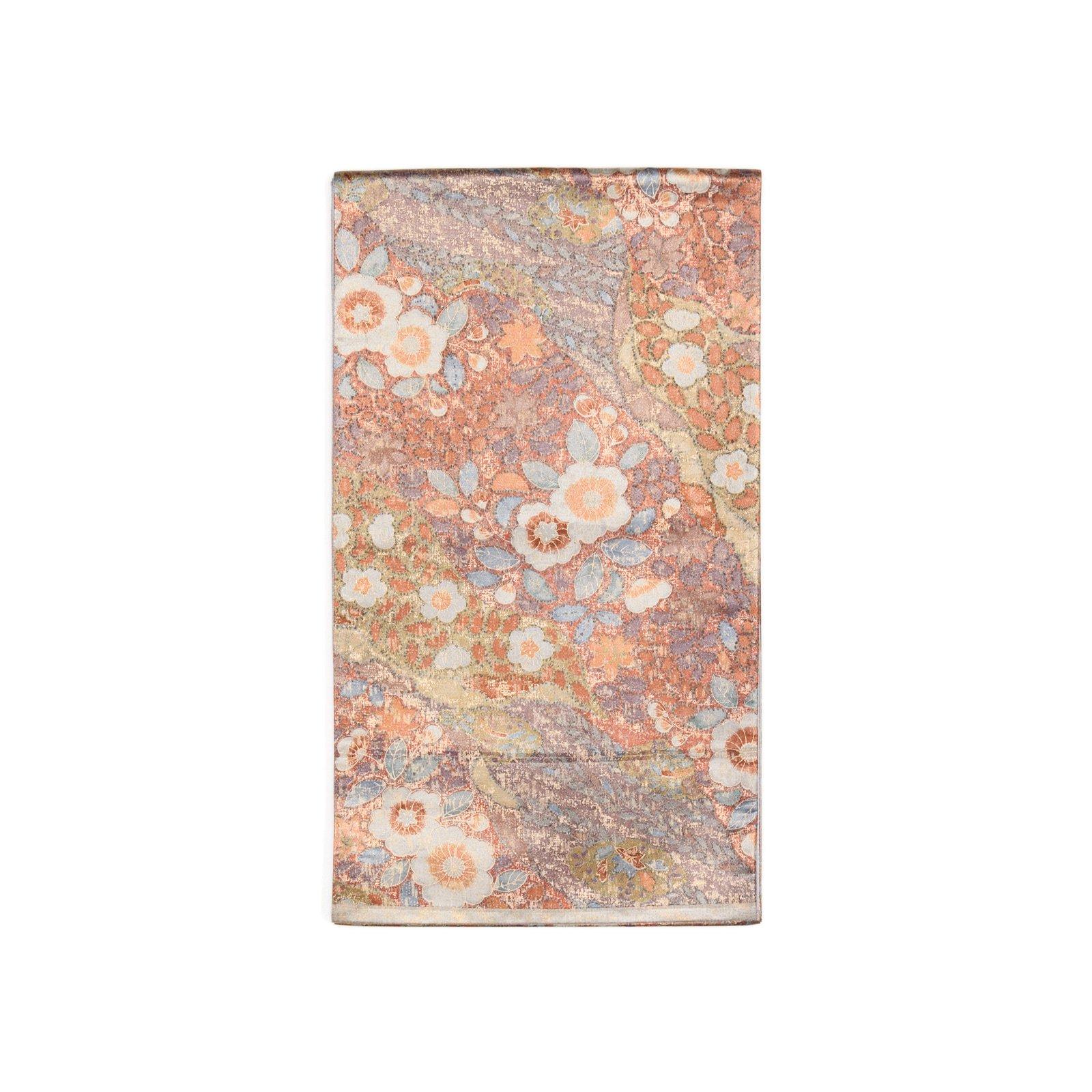 「袋帯●全通 辻が花文様」の商品画像