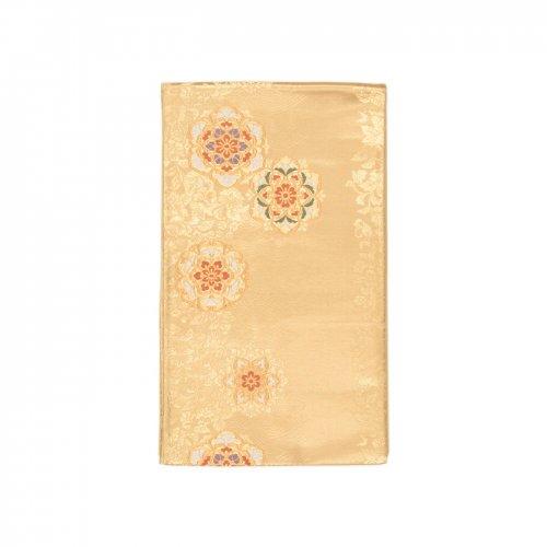 袋帯●唐花と波に華紋のサムネイル画像