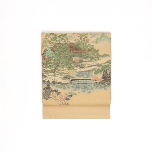 日本庭園と庵のサムネイル画像