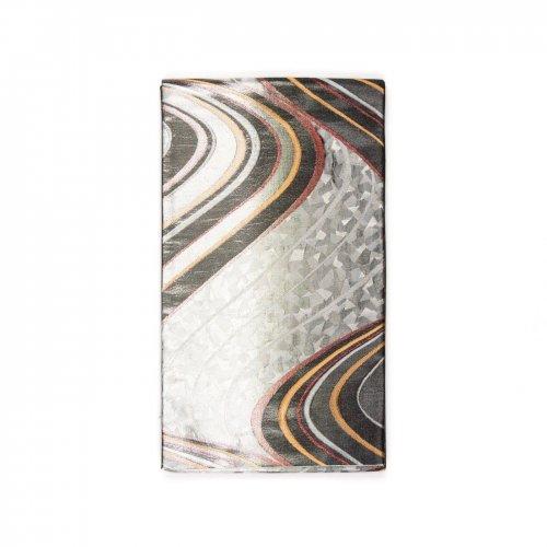 袋帯●黒い流水のサムネイル画像