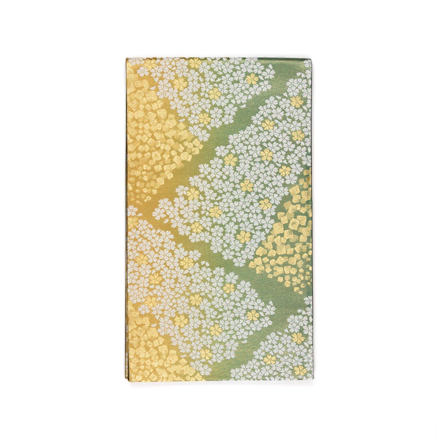 「袋帯●菱の桜」の商品画像