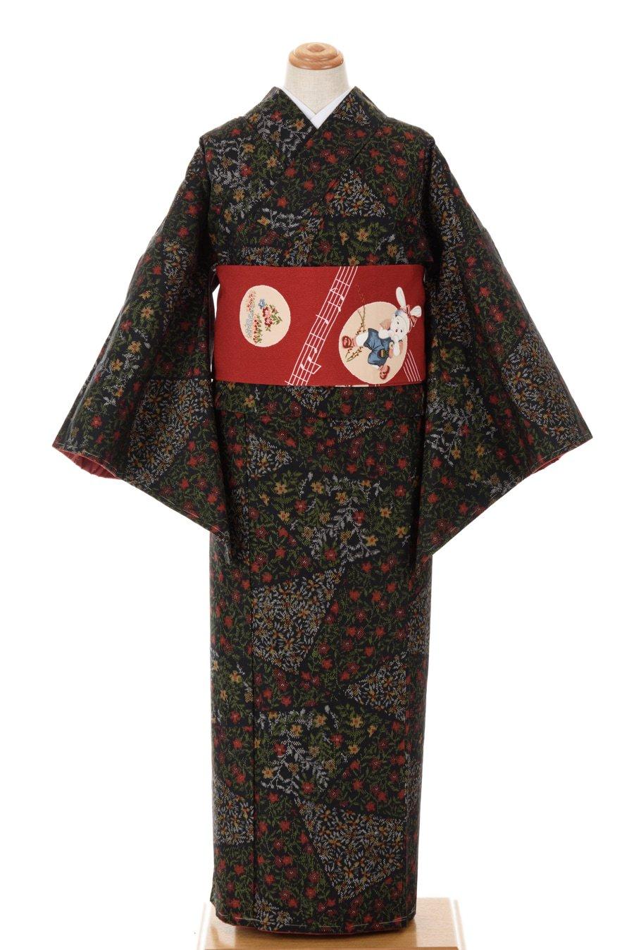 「紬 小花切り嵌め」の商品画像