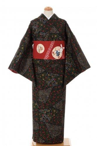 紬 小花切り嵌めのサムネイル画像