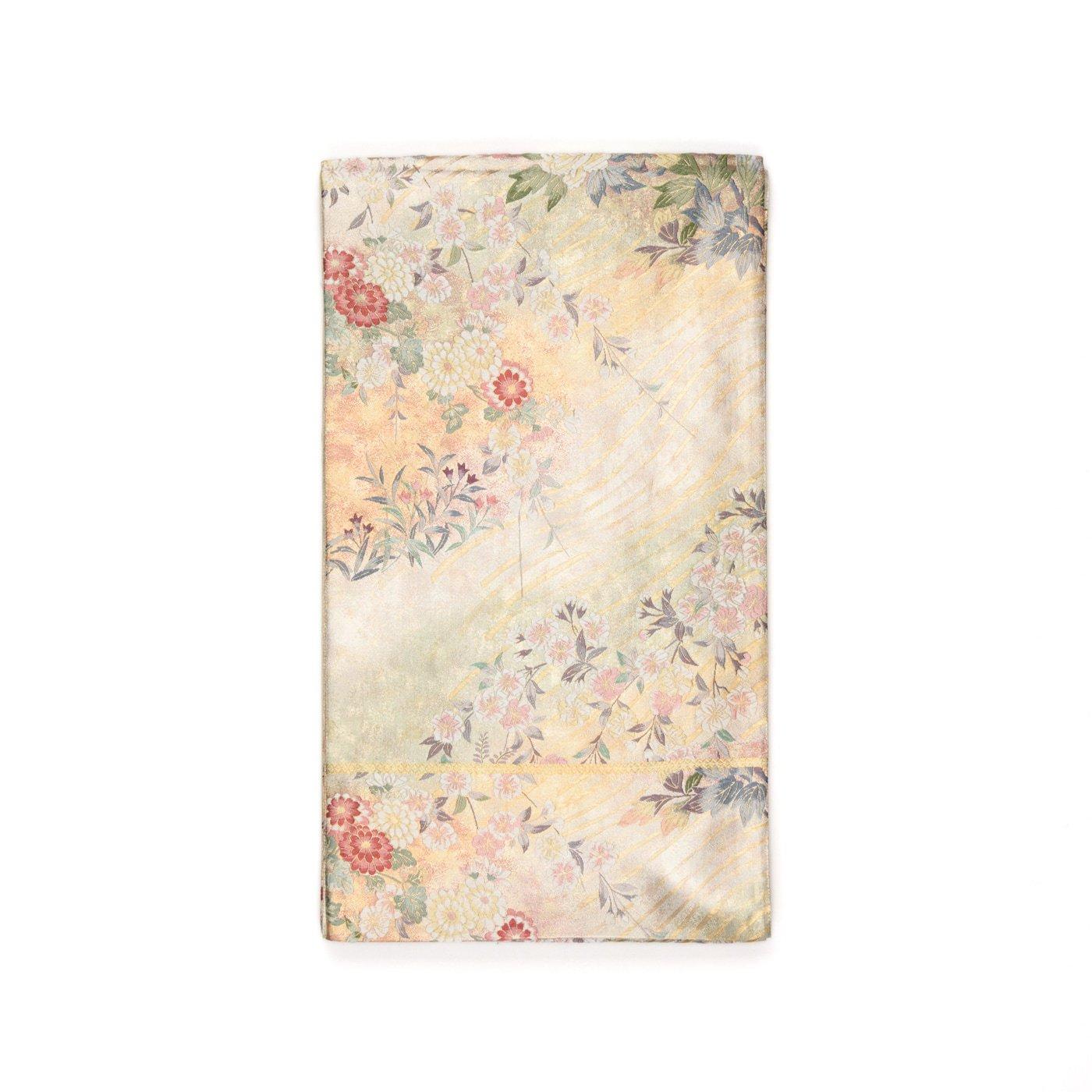 「袋帯●牡丹と桜」の商品画像