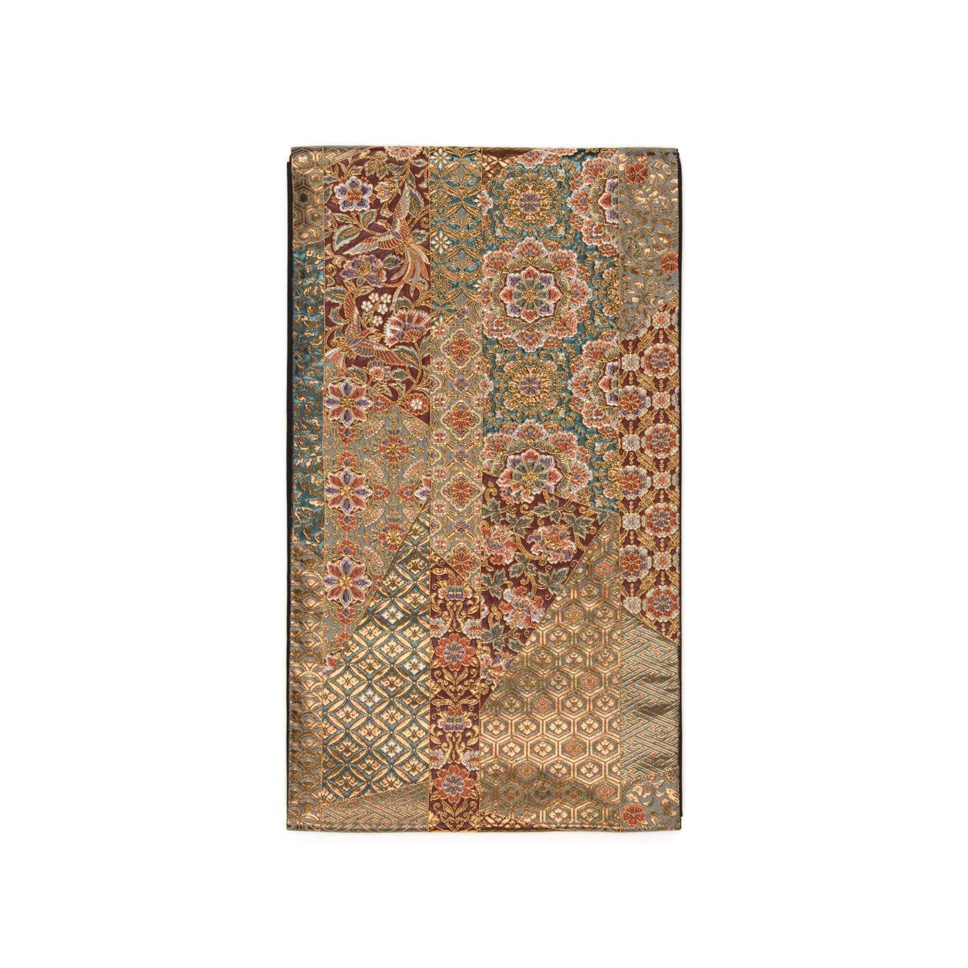 「袋帯●鳳凰に唐花 重厚感ある華紋など」の商品画像