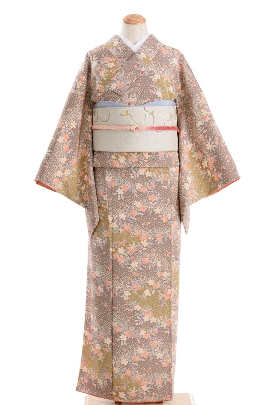 「桜と鹿の子ドット」の商品画像