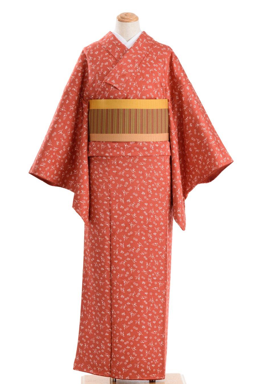 「小さな菊と鶴」の商品画像