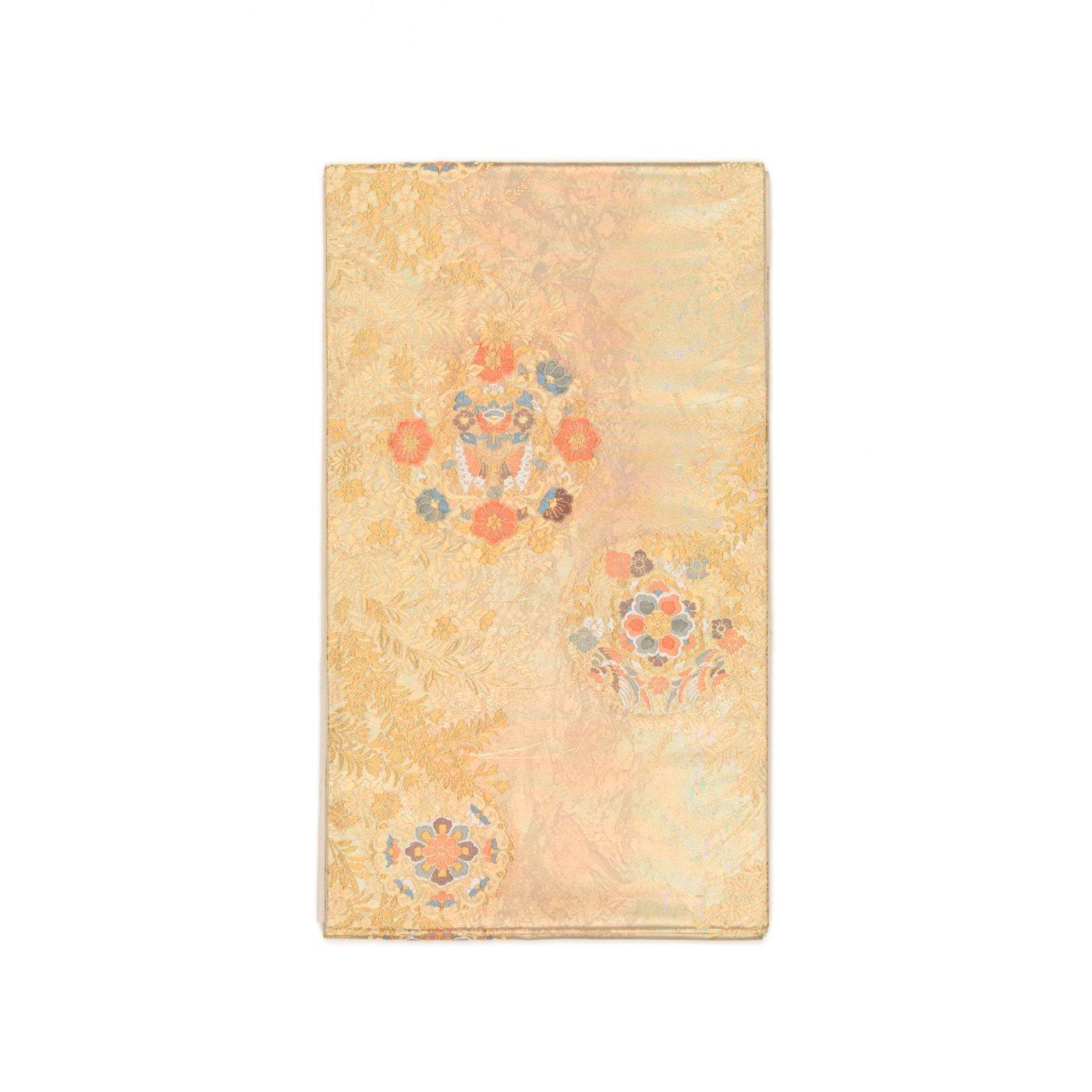 「袋帯●金地 揚羽蝶と華紋など」の商品画像