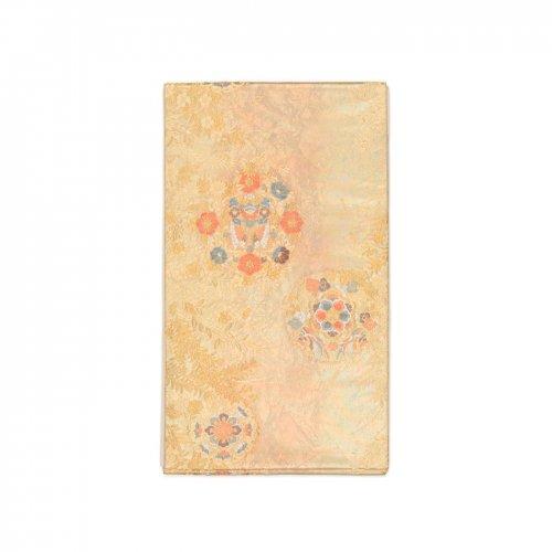 袋帯●金地 揚羽蝶と華紋などのサムネイル画像