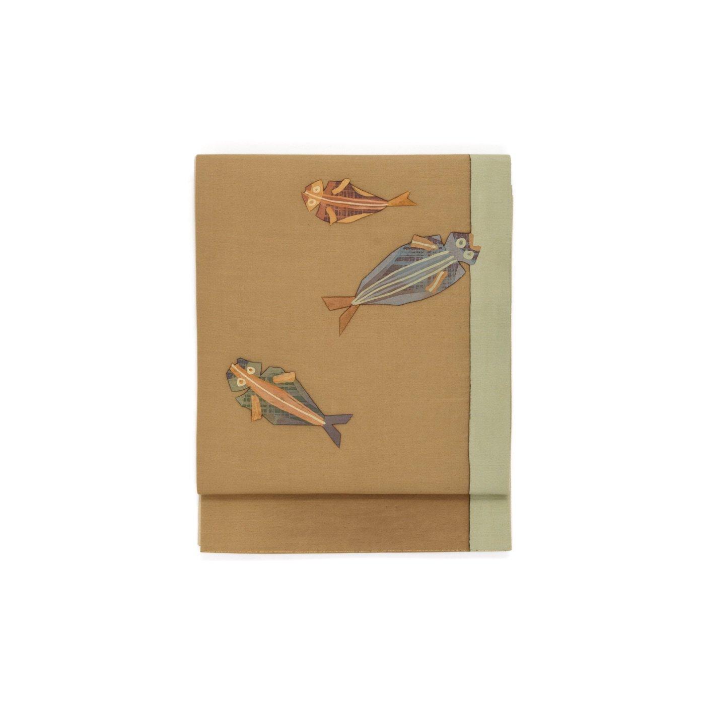 「洒落袋帯●鯵の開きとヒトデ」の商品画像