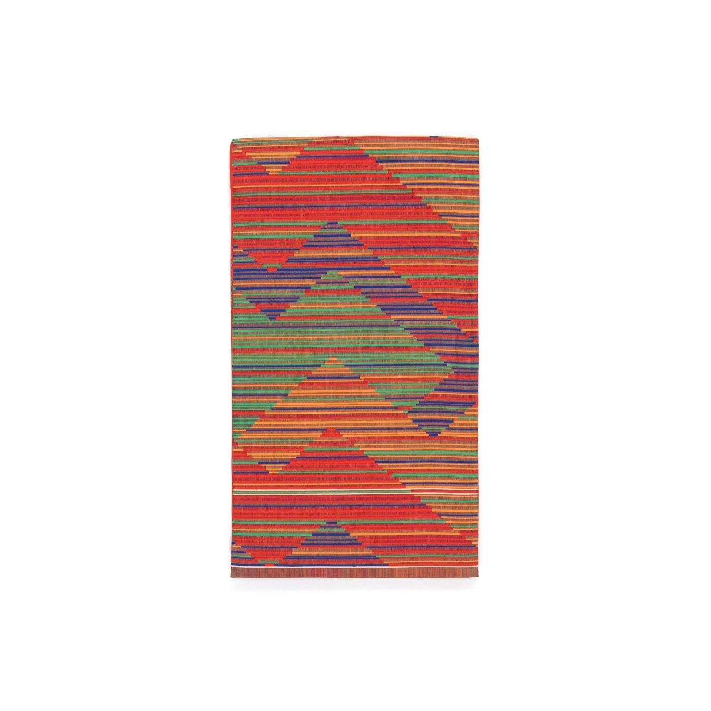 「洒落袋帯●ビビッドカラフルボーダー」の商品画像