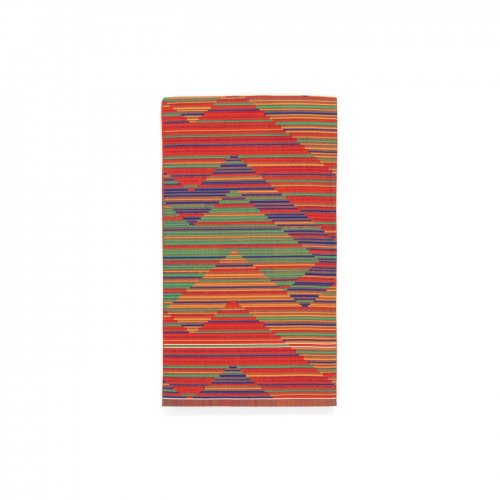 洒落袋帯●ビビッドカラフルボーダーのサムネイル画像