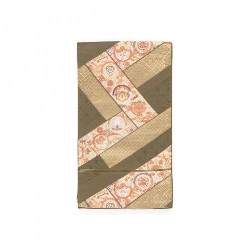 袋帯●桧垣に丸紋のサムネイル画像