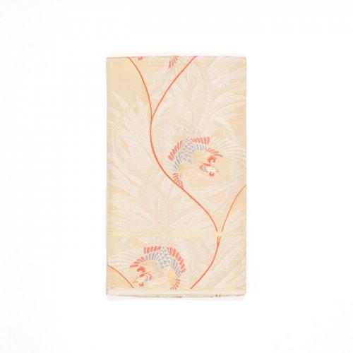 袋帯●シャンパンゴールドに鳳凰のサムネイル画像