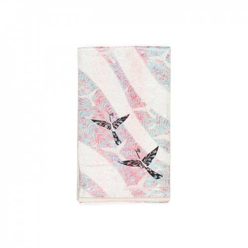 袋帯●白と黒の鳥のサムネイル画像