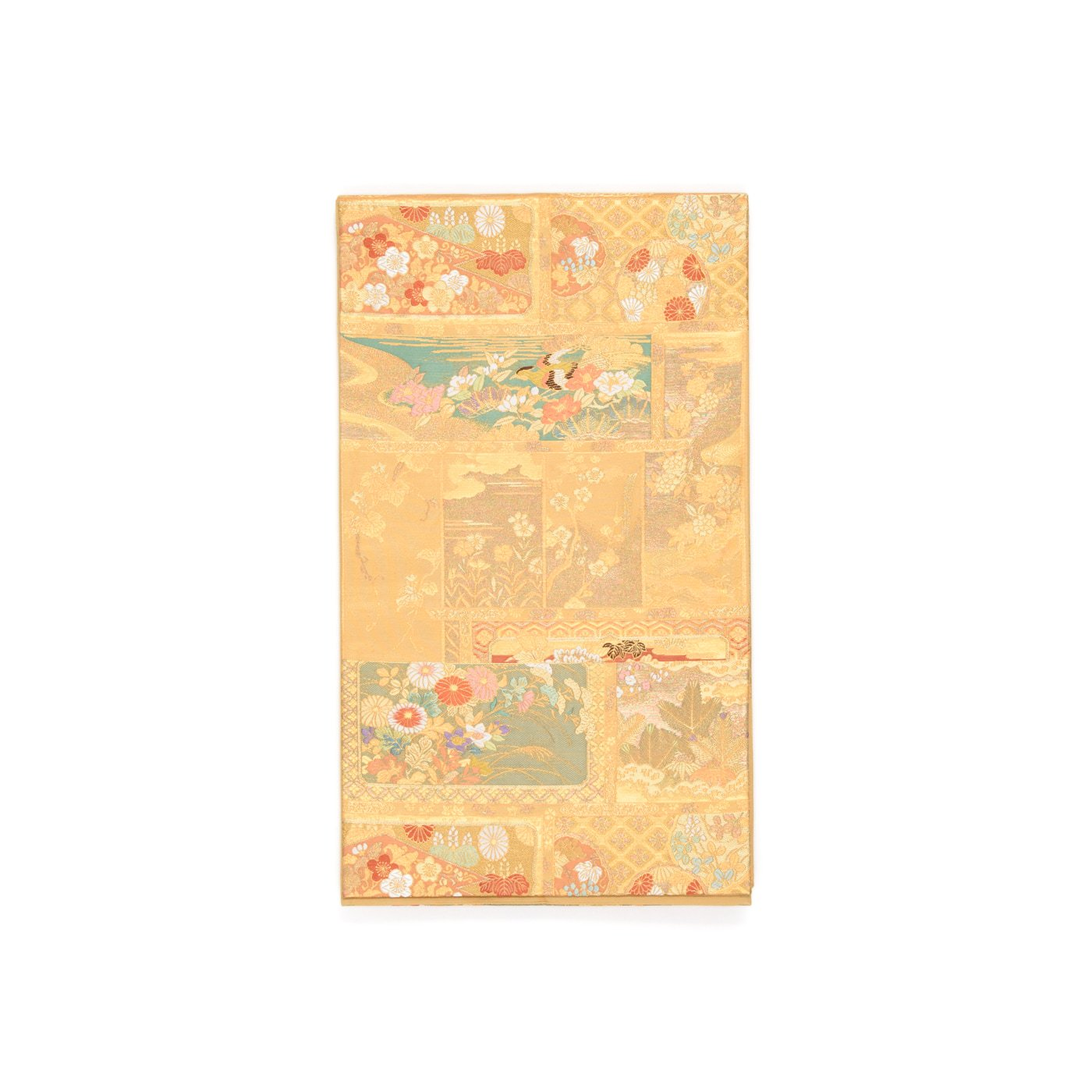 「袋帯●飾棚花文様」の商品画像