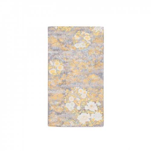 袋帯●牡丹 百合 椿 桜などの華丸文様のサムネイル画像