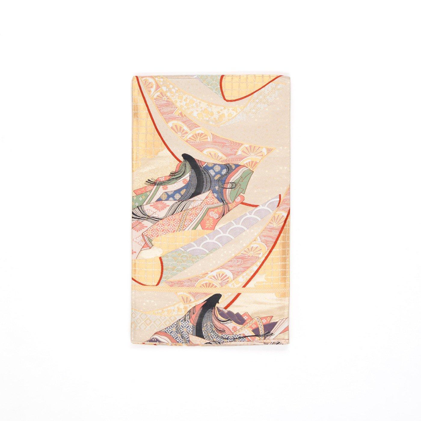 「袋帯●十二単の姫君」の商品画像