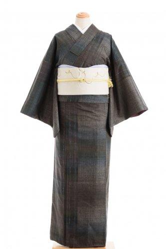 大島紬 格子と縞のサムネイル画像