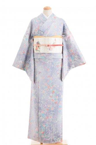 菫色の暈しに菊や桜のサムネイル画像
