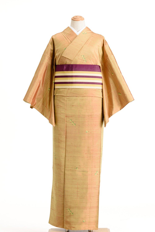 「単衣 紬 ツートンスクエア」の商品画像