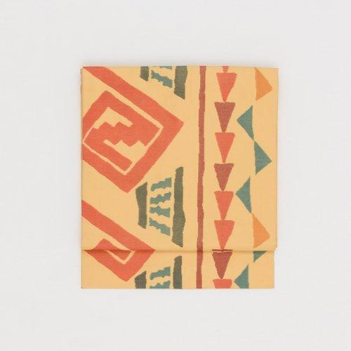 四角渦巻き 三角並べのサムネイル画像