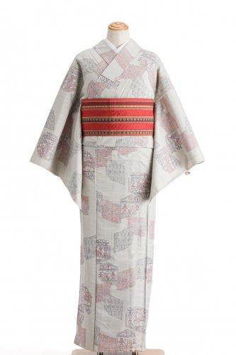 単衣 コプト文様のサムネイル画像