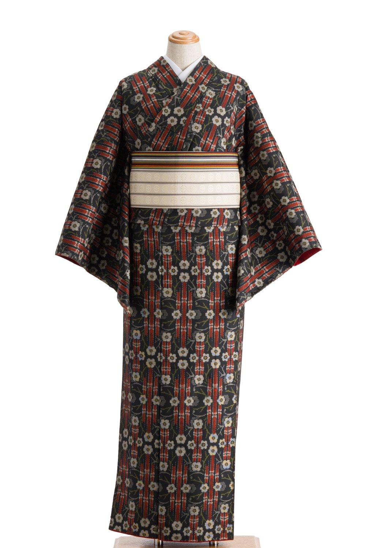 「村山大島紬 そばぼうろみたいな花」の商品画像