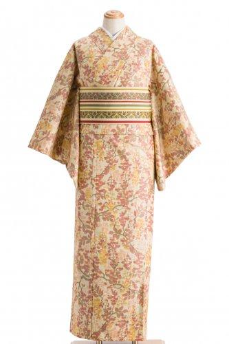 単衣 紬 藤の花のサムネイル画像