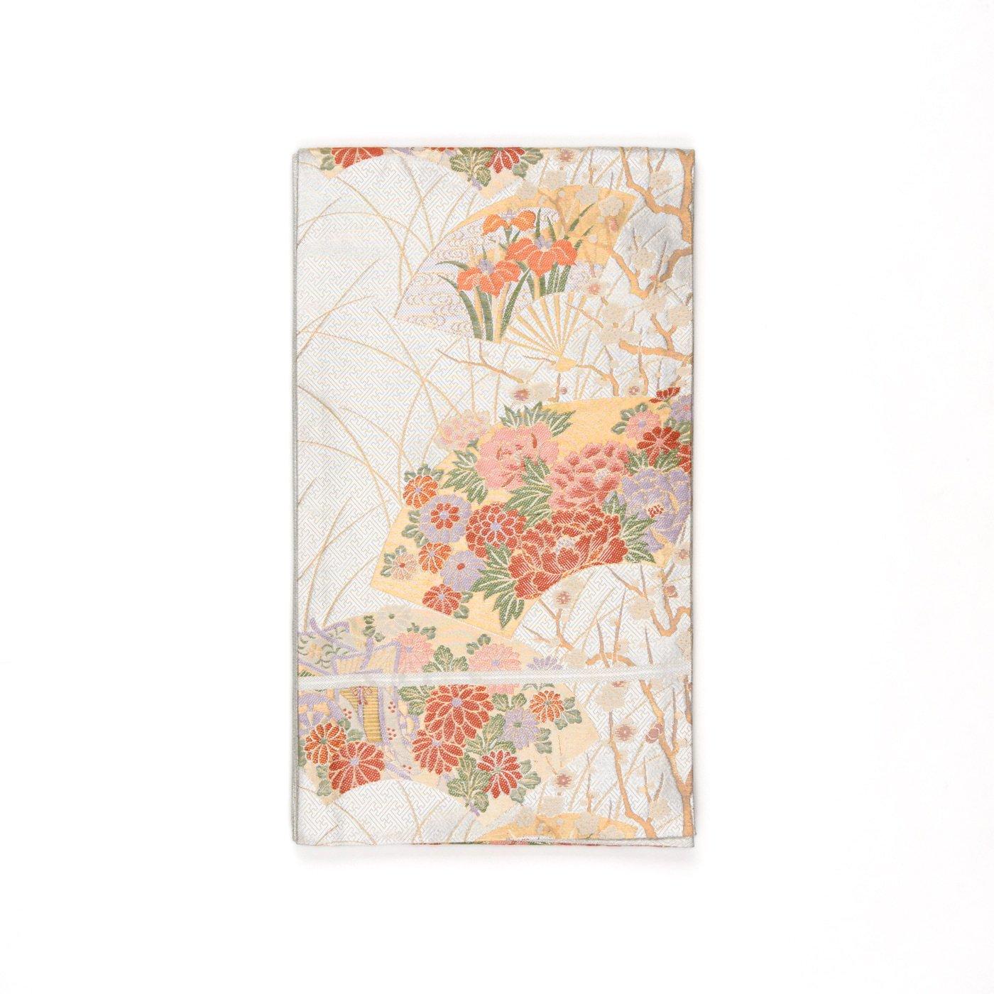 「袋帯●花の扇」の商品画像