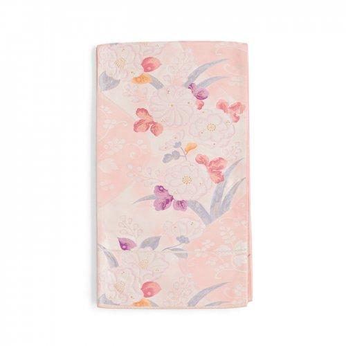 袋帯●辻が花調 菊や椿などのサムネイル画像