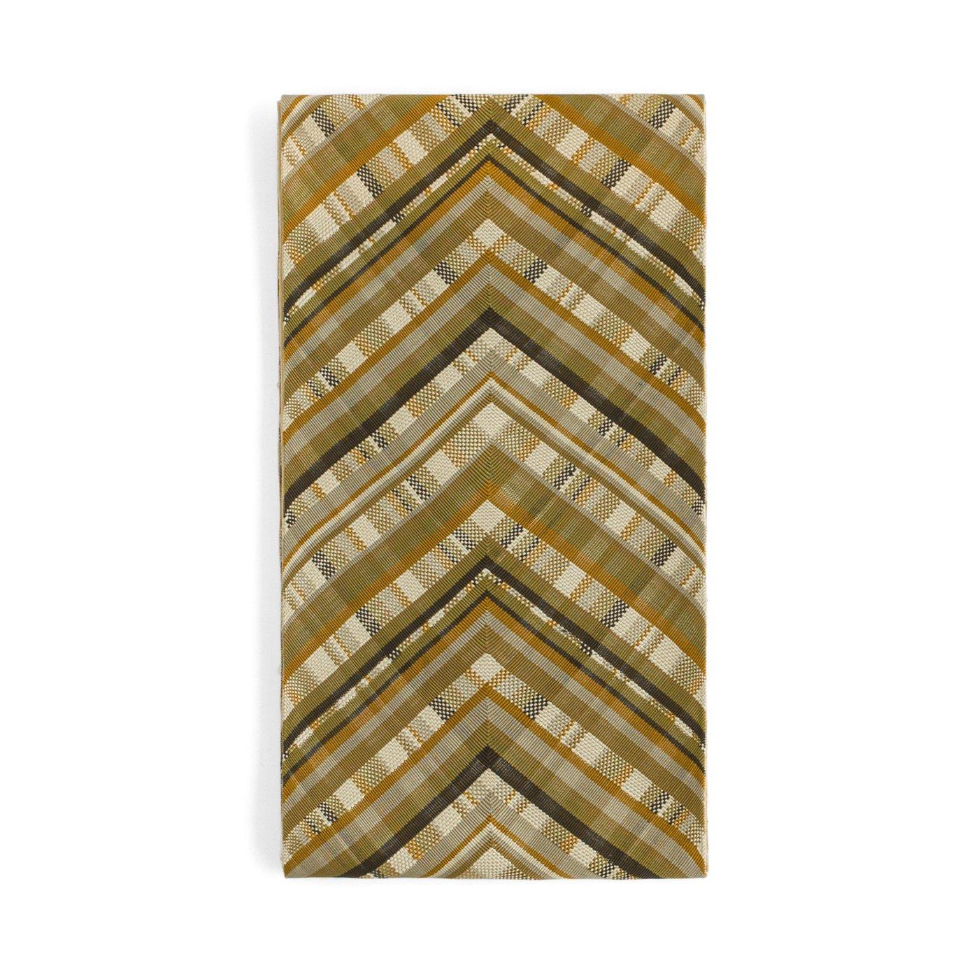 「洒落袋帯●矢印格子」の商品画像