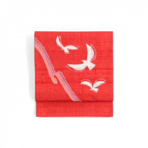 白い鳩と虹リボンのサムネイル画像