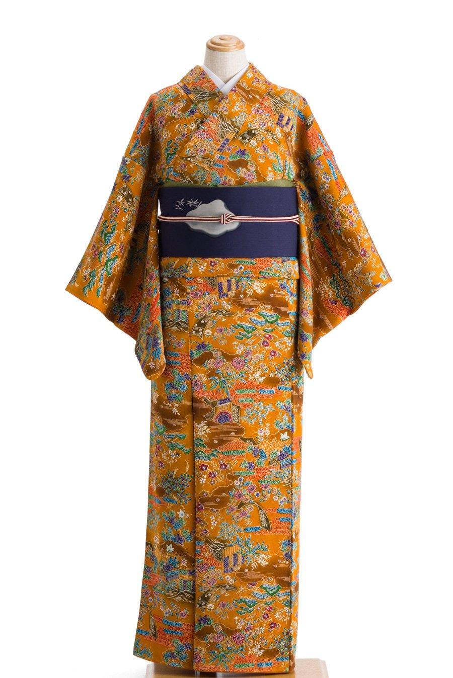 「源氏車と秋草など」の商品画像