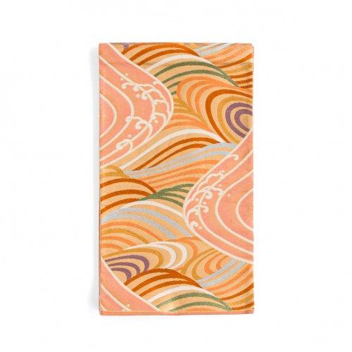 袋帯●色とりどりの波のサムネイル画像