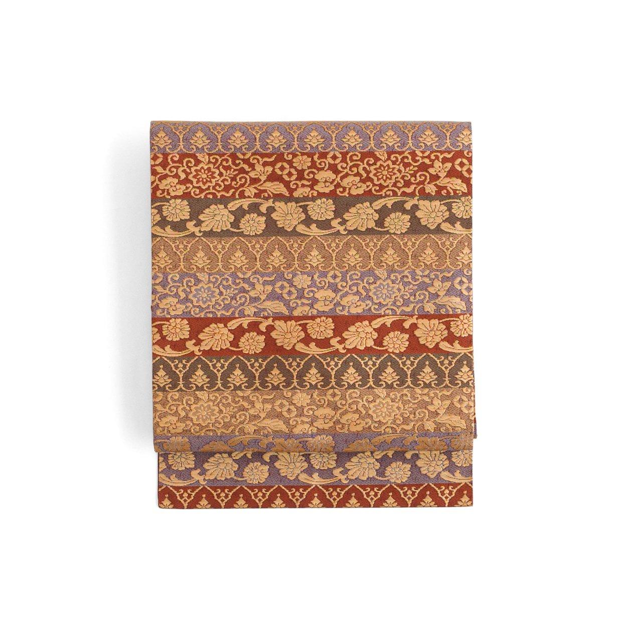 「横段唐花織り出し」の商品画像