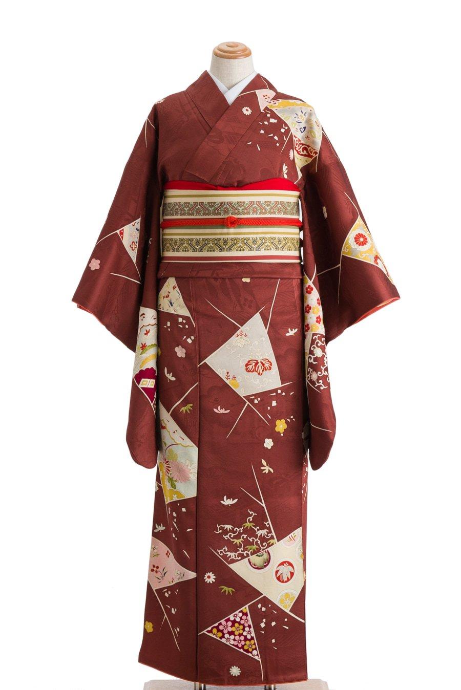 「アンティーク 裾模様 丸紋や小花など」の商品画像