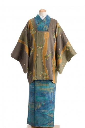 道行コート 椿の蕾のサムネイル画像