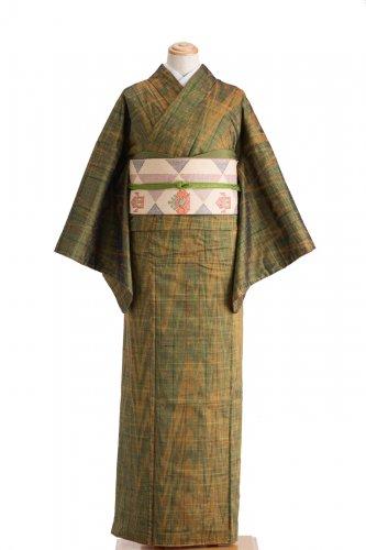 紬 稲妻のようなギザギザ模様のサムネイル画像